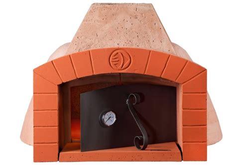 forno a legna in casa forno a legna da esterno in muratura e acciaio inox