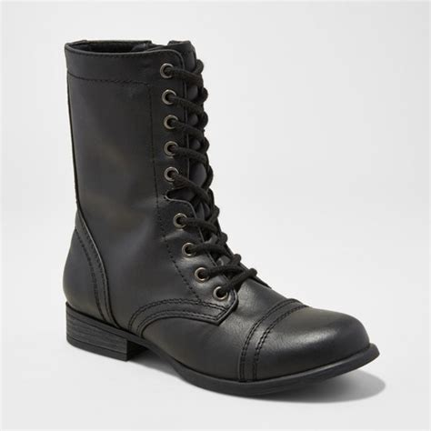 Boots Gift Card Balance Checker - women s cassie combat boots mossimo supply co target