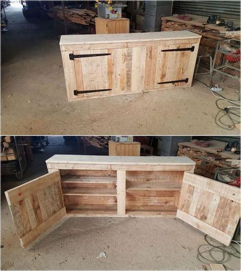 pallet kitchen cabinets diy best 25 pallet cabinet ideas on pallet