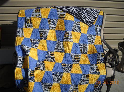 Batman Quilt Pattern by Batman Quilt Tumbler Pattern