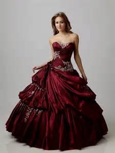 red victorian wedding dresses naf dresses