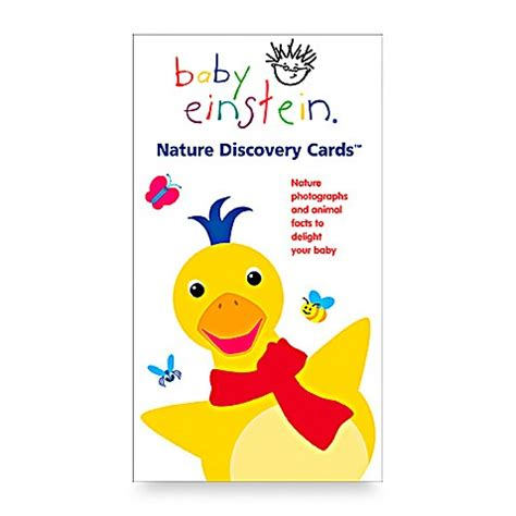 Discovery Gift Card - baby einstein nature discovery cards buybuy baby