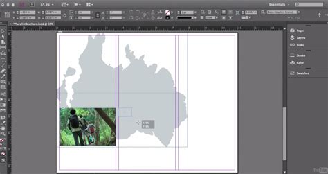 indesign tutorials for beginners free adobe indesign cc for beginners how to bring in images