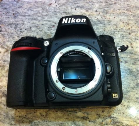 tutorial video nikon d600 leaked nikon d600 pics reveal specs and possible release
