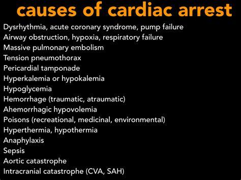 cardiac arrest during c section cardiac arrest health nigeria