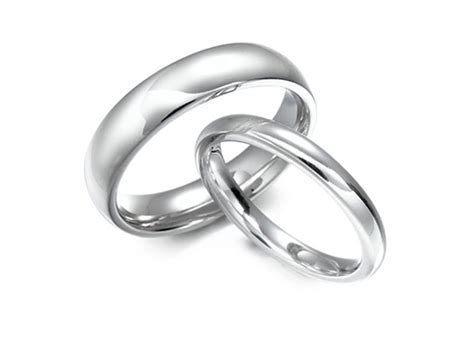 Silver Wedding Bands by Handmade Silver Matching Wedding Bands Gems
