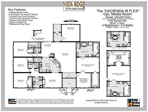 palm harbor home floor plans how to find the best manufactured home floor plan
