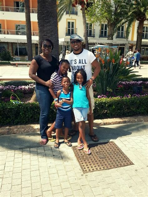 Van Vicker Marks 10th Anniversary With His Wife With