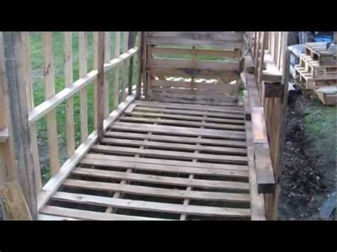 build   cheap shed  pallets diy garage