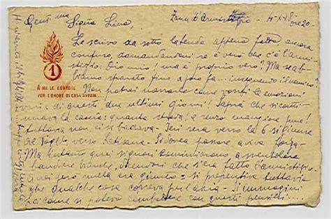 abbreviazione di presso nelle lettere caltanissetta lettere e novelle dal fronte il racconto