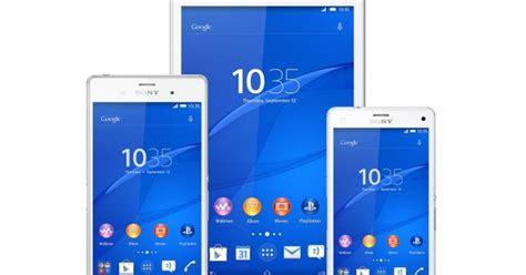 Hp Sony Seri W Terbaru daftar harga hp sony xperia baru dan bekas 2015 update agustus ct house