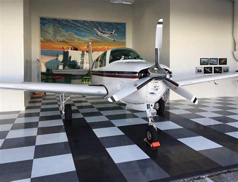 Airplane Garage by Photo Gallery Racedeck