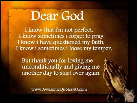 awesome quotes dear god