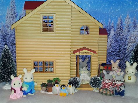 sylvanian families homeabout