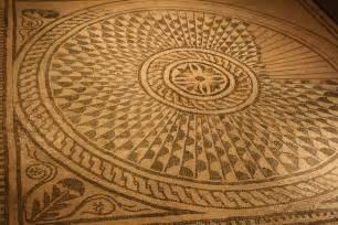 roman mosaic floor illustration ancient history