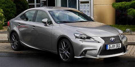 lexus is 2014 2015 3is f sport bumper conversion lexus is 250