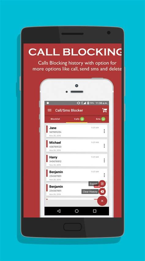 sms blocker for android yo call and sms blocker android app free androidfry
