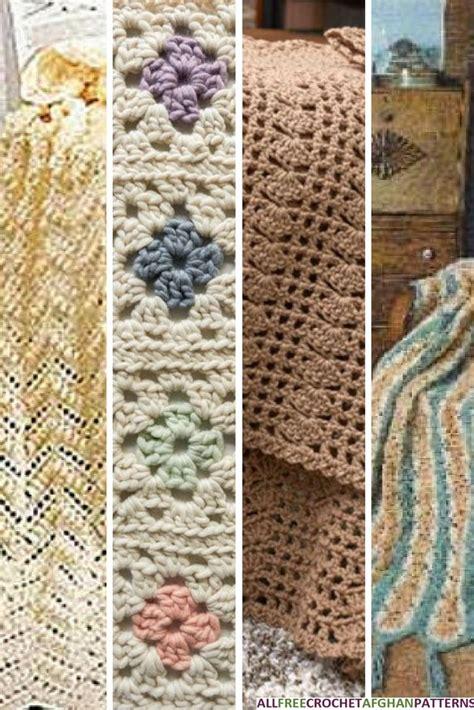 vintage afghan pattern 95 best vintage crochet afghan patterns images on