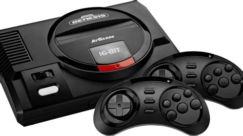 sega genesis console genesis flashback review units were faulty maker says