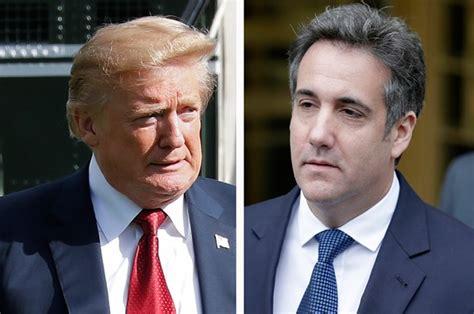 Cohen Is No by S Longtime Lawyer Michael Cohen Is No Longer Putting