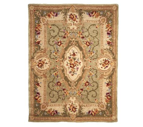 Royal Palace Handmade Rug - royal palace 7 x 9 heritage medallion handmade rug