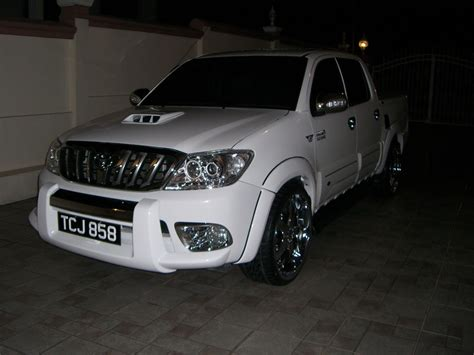 pimped toyota hilux tensee 2008 toyota hilux specs photos modification info
