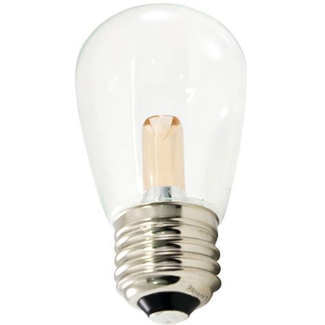 Warm Light Bulbs by Warm White Led S14 Professional Series Light Bulbs 25 Pack