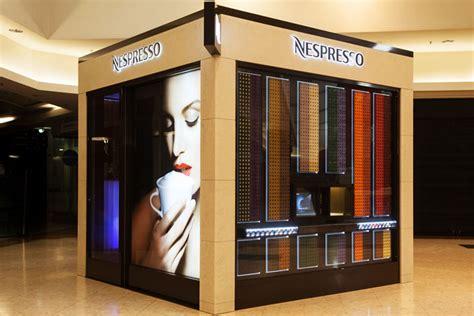 nespresso self service cube international export packers
