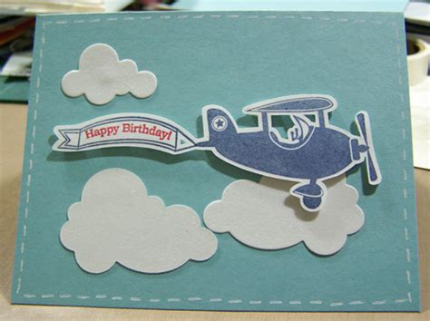 airplane cards plane birthday card by kalyber cards and paper crafts at