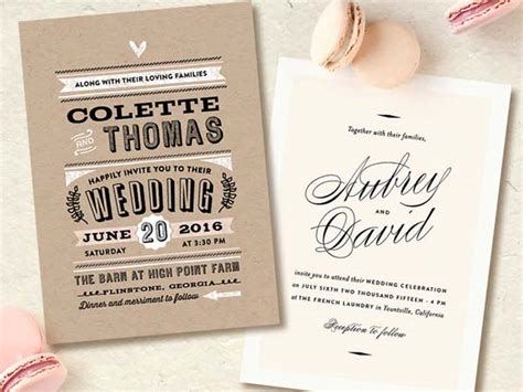 average cost of wedding invitations for 150 guests 500 giveaway introducing minted s 2015 wedding