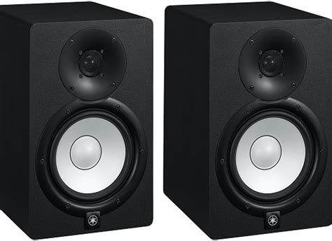 yamaha hs7 bookshelf speakers review and test