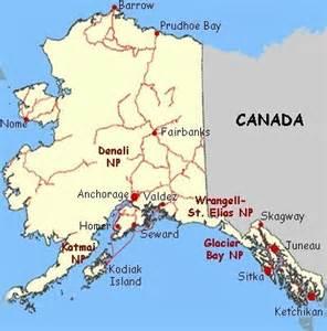 Google Map Alaska by Alaska Map Google Search Amercia Pinterest