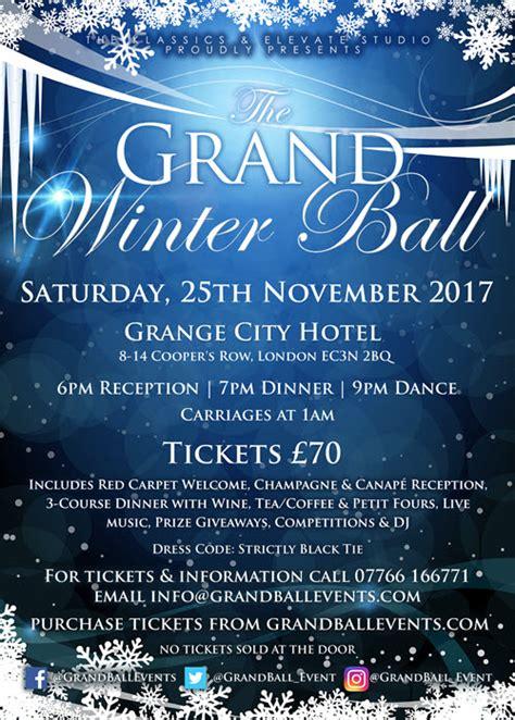 grand winter ball   sat  nov