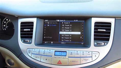 Hyundai Genesis Sound System by 528 Watt Lexicon 17 Speakers In 2012 Hyundai Genesis 5 0