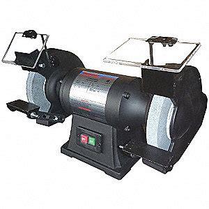 bench grinder guards fastenal westward bench grinder hd 8in 3 4hp 120v bench buffers