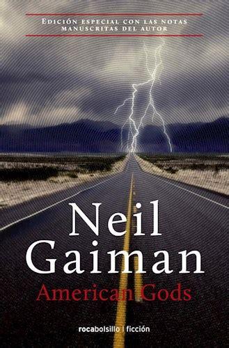 libro american gods spanish american gods por gaiman neil 9788415729204 c 250 spide com