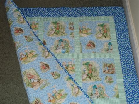 Nursery Quilt by Nursery Rhymes Quilts Quilting Gallery Quilting Gallery