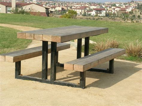 cheap picnic bench to extend round teak picnic table the clayton design