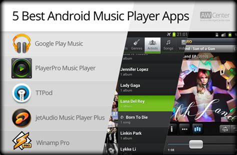 best radio app for android 5 best android app aw center