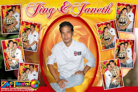 tarpaulin layout maker download jing and janeth wedding tarp by michaeltuan97 on deviantart