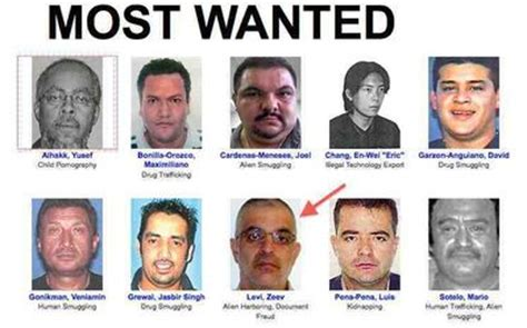 former agriprocessors supervisor among top 10 most wanted by us department of homeland security