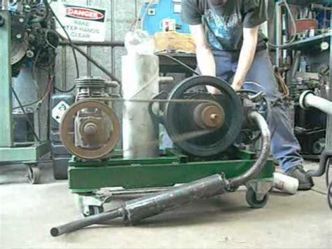 hangzaou diesel westinghouse brake compressor set progress