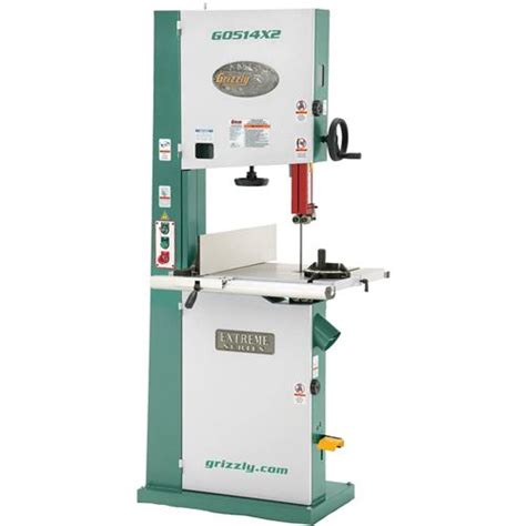 grizzly woodworking machines g0514x2 grizzly 19 quot bandsaw 3hp single phase