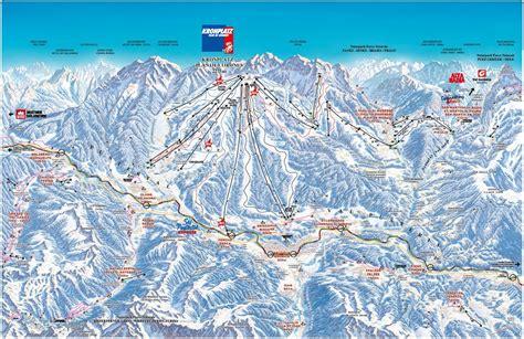 imagenes de corenos plan de corones mappa delle piste da sci a plan de corones