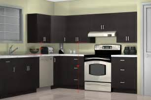 Kitchen Wall Cabinet by What Is The Optimal Kitchen Wall Cabinet Height