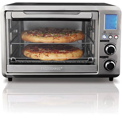 Farberware Countertop Convection Oven With Rotisserie by Delonghi Ro2058 Convection Oven W Rotisserie 12 5l 5 Cu Ft Black Walmart