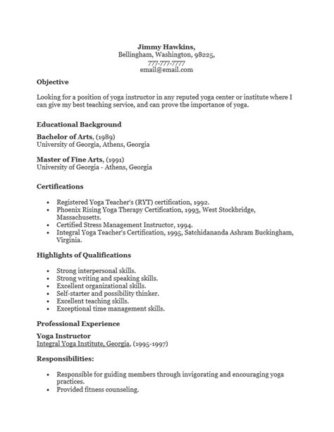 Resume Education Exle by Resume Builder Nyc Free Resume Writing Services