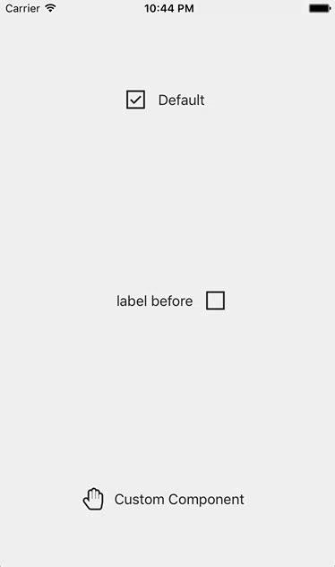 react-native-modest-checkbox - npm