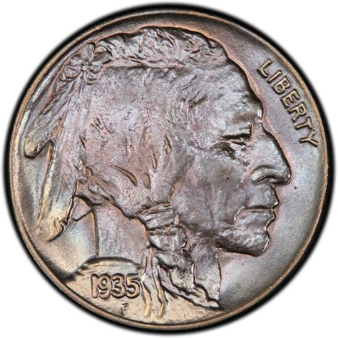1935 buffalo nickel values and prices past sales coinvalues com