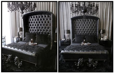 Kasur Bed No 4 bed black awesome inventory no 9